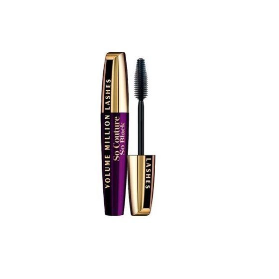 L'OREAL Volume Million Lashes So Cuture So Black - tusz do rzęs intensywna czerń