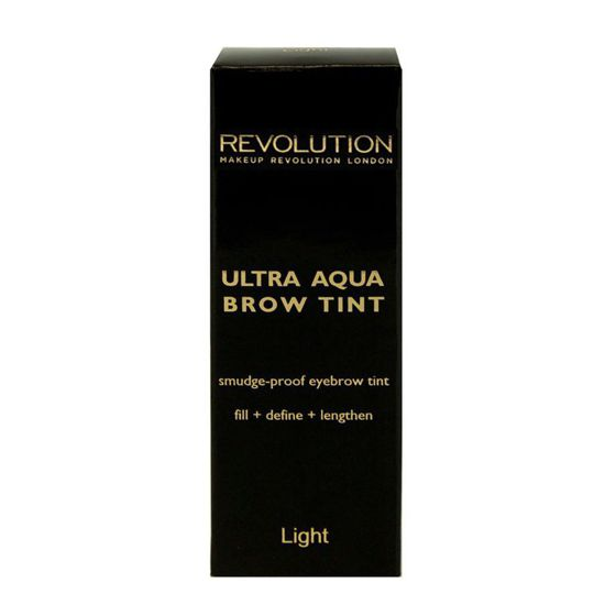 MAKEUP REVOLUTION Aqua Brow FARBKA DO BRWI Light