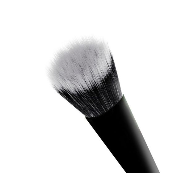 MAKEUP REVOLUTION F103 Pędzel do podkładu STIPPLING BRUSH