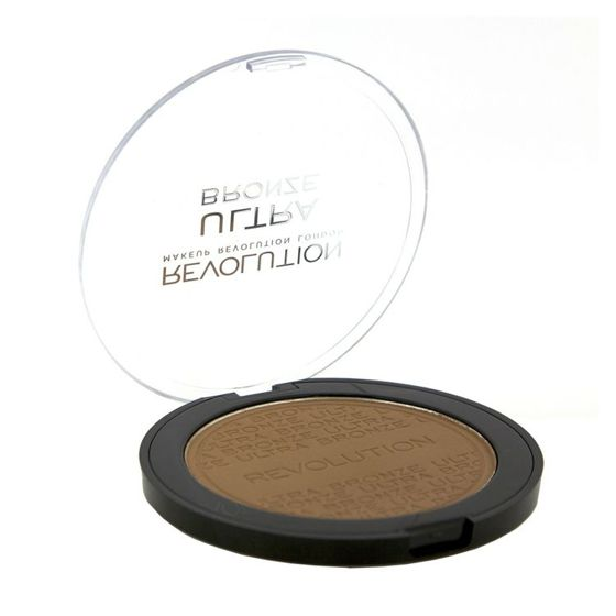 MAKEUP REVOLUTION Matowy Bronzer ULTRA BRONZE