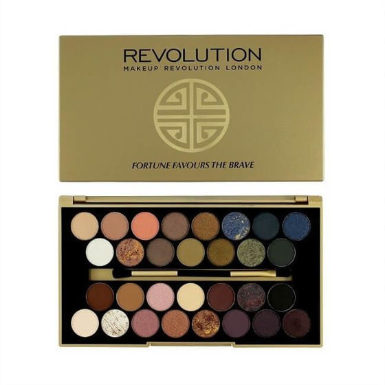 MAKEUP REVOLUTION Paleta 30 cieni Fortune Favours the Brave
