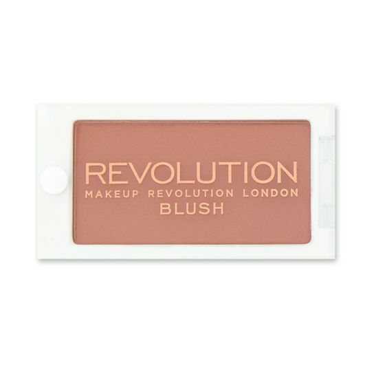 MAKEUP REVOLUTION Powder Blush Róż do policzków LOVE