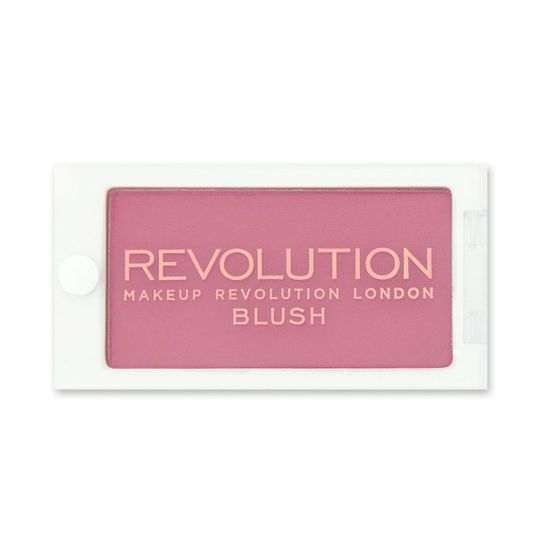 MAKEUP REVOLUTION Powder Blush Róż do policzków WOW!