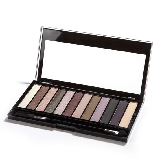 MAKEUP REVOLUTION ROMANTIC SMOKED Paleta cieni
