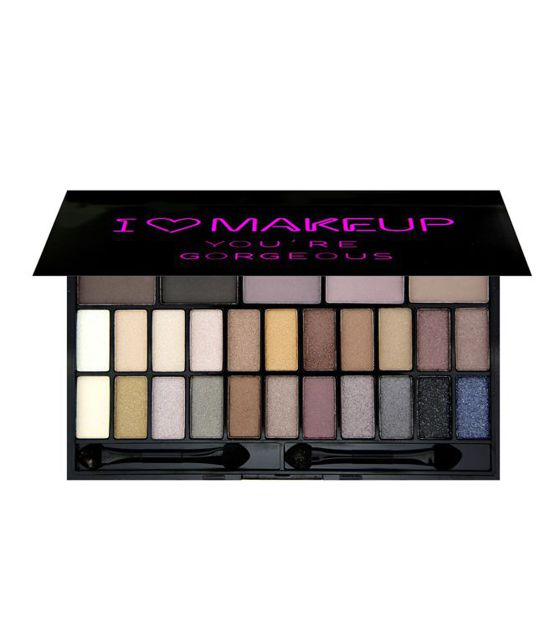 MAKEUP REVOLUTION You are Gorgeous Paleta 32 cieni