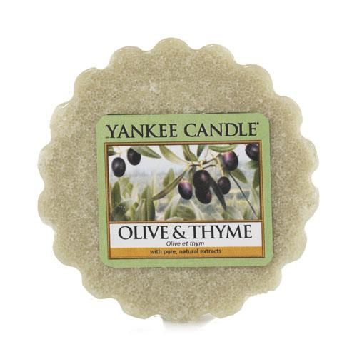 Olive&Thyme - WOSK Yankee Candle