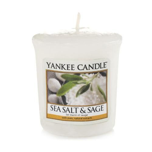 Sea salt & sage - SAMPLER Yankee Candle