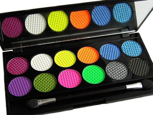 Sleek Makeup ACID Paleta Cieni do powiek