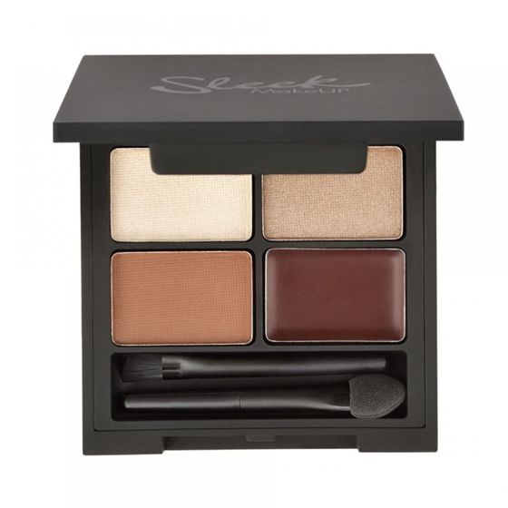 Sleek Makeup EYE-QUAD 3 cienie + eyeliner MOROCCAN MYRRH