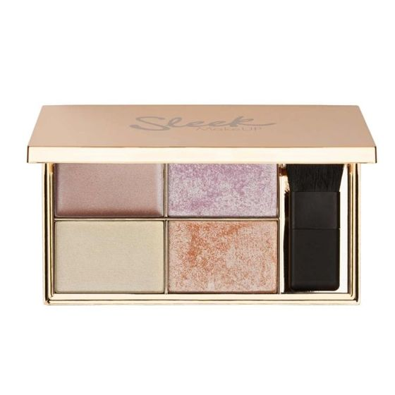 Sleek Makeup SOLSTICE HIGHLIGHTING PALETTE Paleta rozświetlaczy