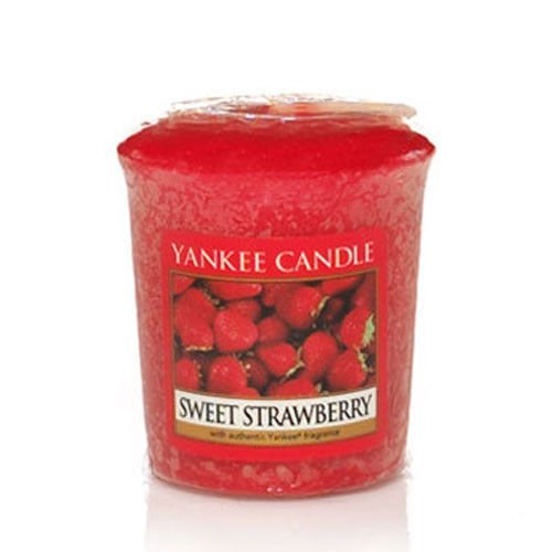 Sweet Strawberry - SAMPLER Yankee Candle