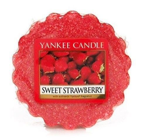 Sweet Strawberry - WOSK Yankee Candle