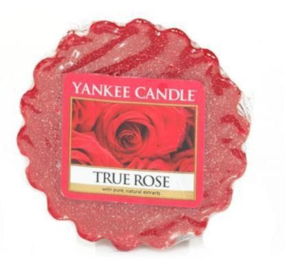 True Rose - WOSK Yankee Candle