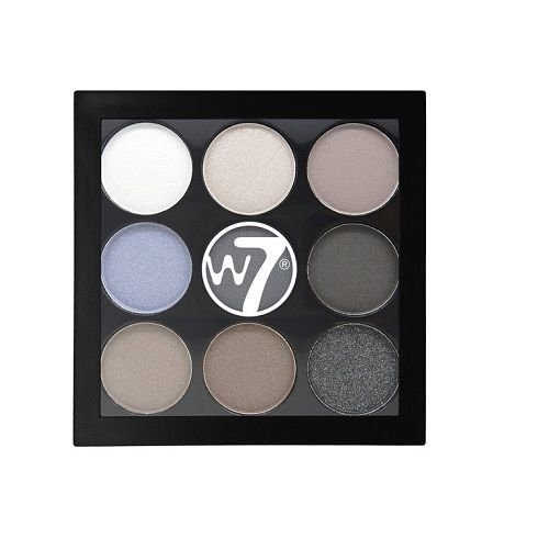 W7 The Naughty Nine - Hard Day's Night - paleta 9 cieni