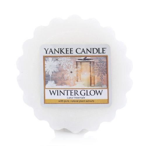 Winter Glow - WOSK Yankee Candle