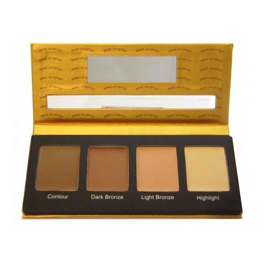 YURILY Beauty Contour Palette - paleta do konturowania
