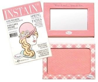the Balm Instain Róż Do Policzków Argyle PETAL PINK