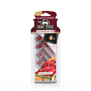 Black Cherry CAR VENT STICK Yankee Candle