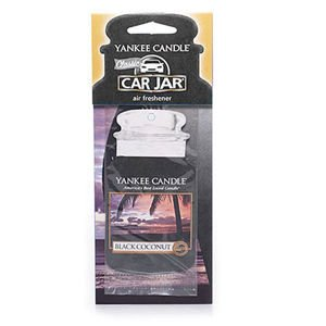 Black Coconut - CAR JAR Yankee Candle