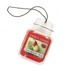 Cranberry Pear CAR JAR ULTIMATE Yankee Candle