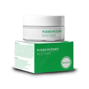 ECOCERA Puder ryżowy FIXER 15 g