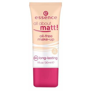 ESSENCE Podkład All About Matt 010
