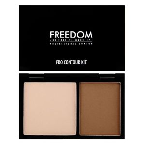 Freedom Makeup PRO CONTOUR Zestaw do konturowania MEDIUM 01