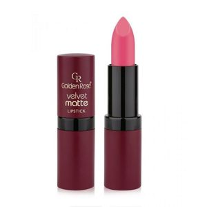 GOLDEN ROSE - Velvet Matte Lipstick - Matowa pomadka do ust 09