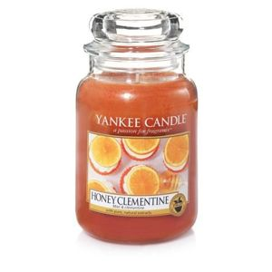 Honey Clementine - SŁOIK DUŻY Yankee Candle