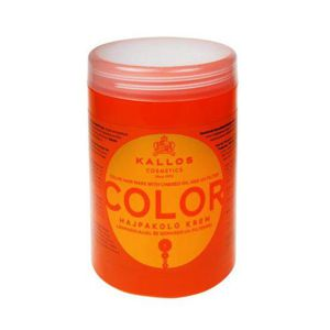 KALLOS KJMN Color Maska do włosów 1000 ml