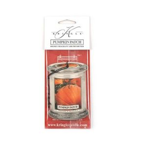 KRINGLE CANDLE Air Freshner PUMPKIN PATCH