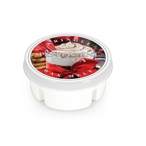 KRINGLE CANDLE Breakable Wax Potpourri Wosk PEPPERMINT COCOA