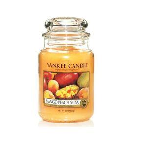 Mango Peach Salsa - SŁOIK DUŻY Yankee Candle | MARKI \ Yankee Candle ...