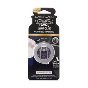 Midsummer's Night CAR VENT CLIP Yankee Candle