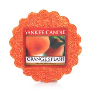ORANGE SPLASH - WOSK Yankee Candle
