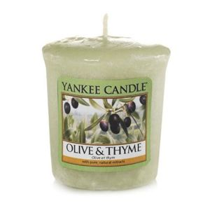 Olive&Thyme - SAMPLER Yankee Candle