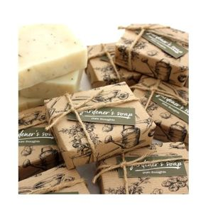Pure Thoughts Gardener's Natural Soap - Mydło naturalne ogrodowe