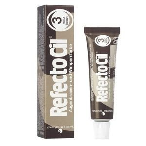 RefectoCil Henna do brwi Nr 3 Natur Brown