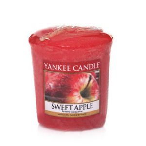 SWEET APPLE - SAMPLER Yankee Candle