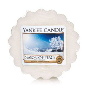 Season Of Peace - WOSK Yankee Candle