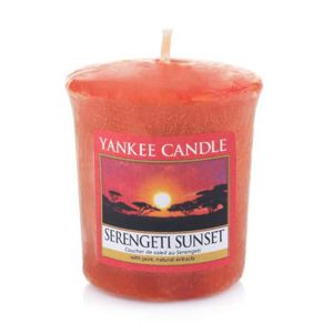 Serengeti Sunset - SAMPLER Yankee Candle