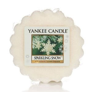 Sparkling Snow - WOSK Yankee Candle