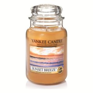 Sunset Breeze ŚWIECA SŁOIK DUŻY Yankee Candle