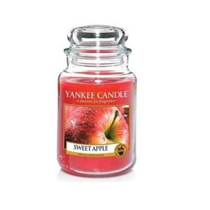 Sweet Apple - SŁOIK DUŻY Yankee Candle