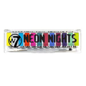 W7 NEON NIGHTS Electric Paleta12 cieni neonowych