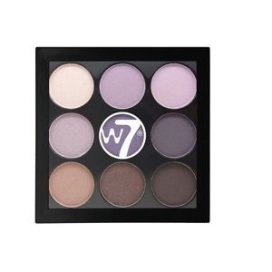 W7 The Naughty Nine - Bangkok Nights - paleta 9 cieni