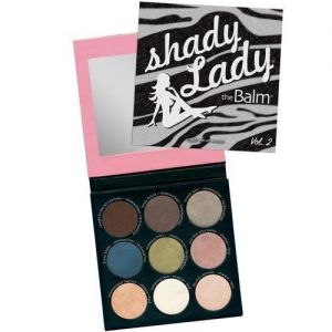 the Balm ShadyLady Vol. 2 Zebra Paleta 9 cieni