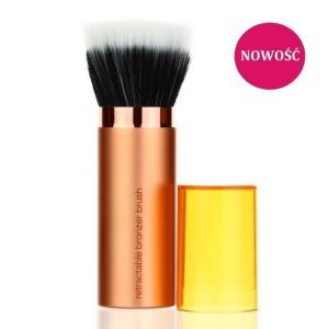 Real Techniques retractable bronzer brush PĘDZEL DO BRONZERA