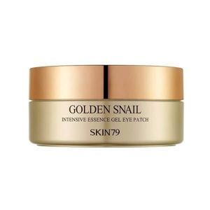 SKIN79 Golden Snail INTENSIVE ESSENCE GEL EYE PATCH  płatki pod oczy
