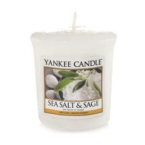 Yankee Candle Sampler Sea salt & sage